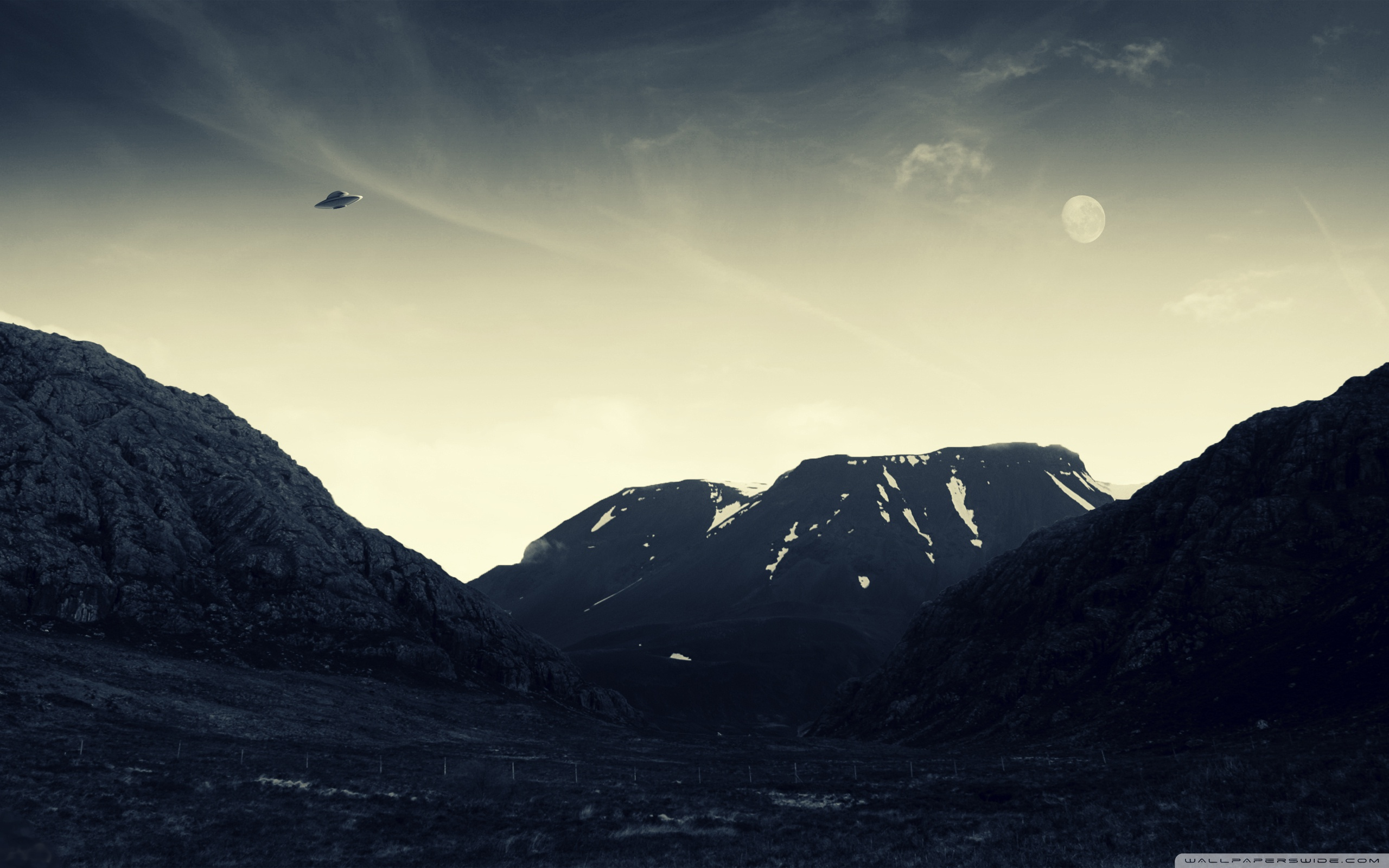 2560x1600 - UFO Wallpapers 4