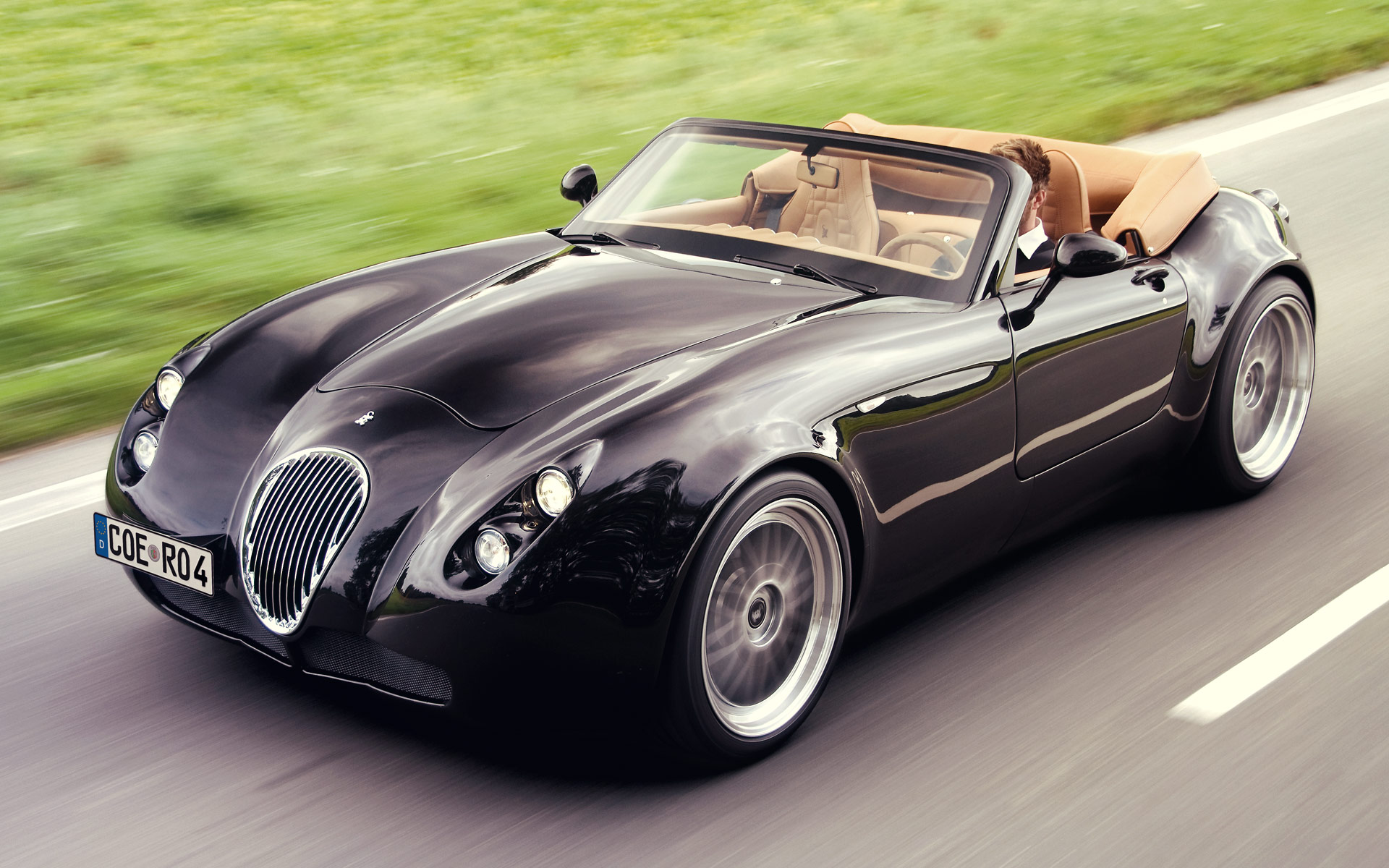 1920x1200 - Wiesmann GT MF4 Wallpapers 36