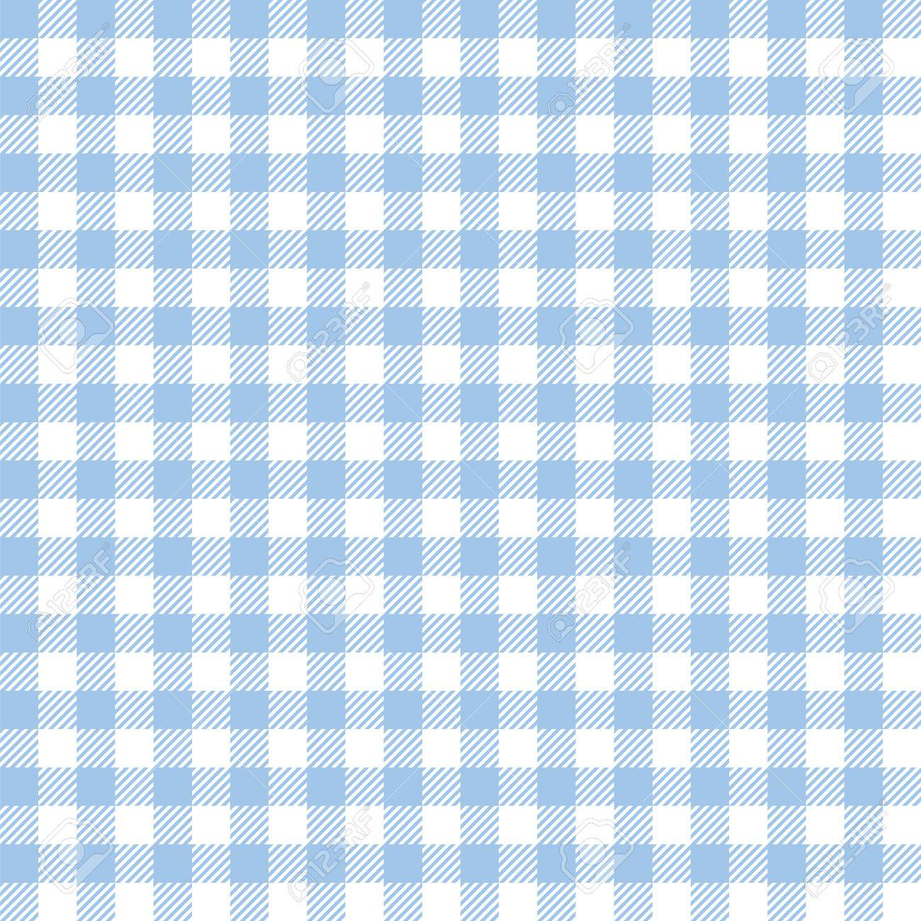 1300x1300 - Blue Plaid 2