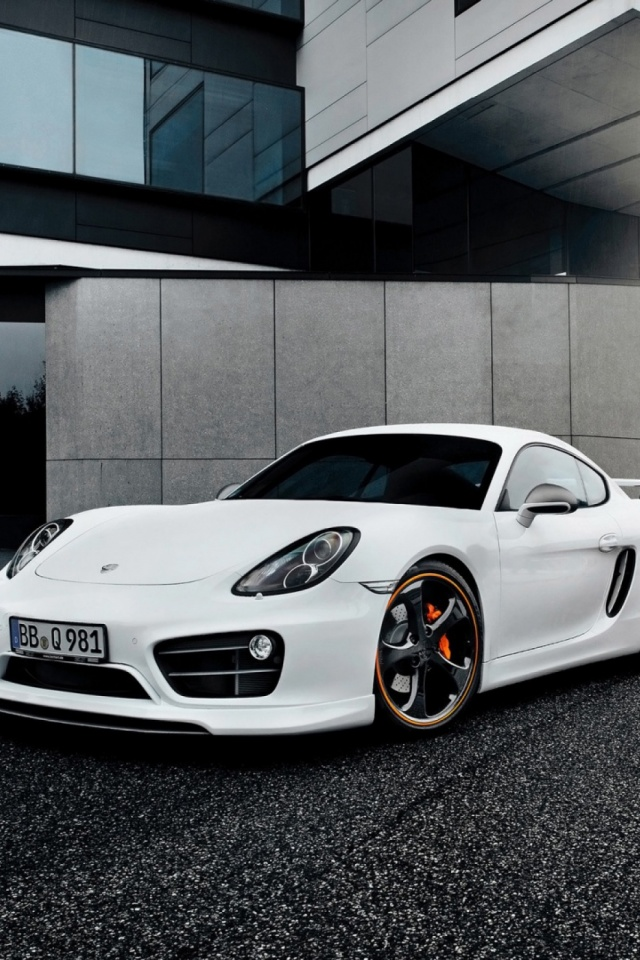 640x960 - Porsche Cayman Wallpapers 27