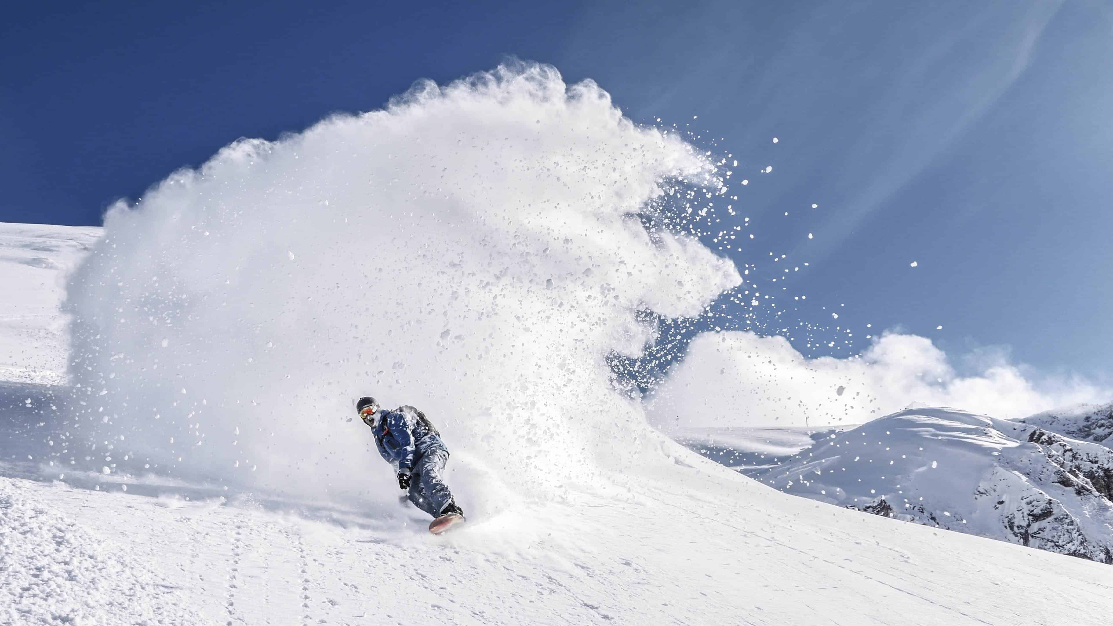 3840x2160 - Snowboarding Wallpapers 28