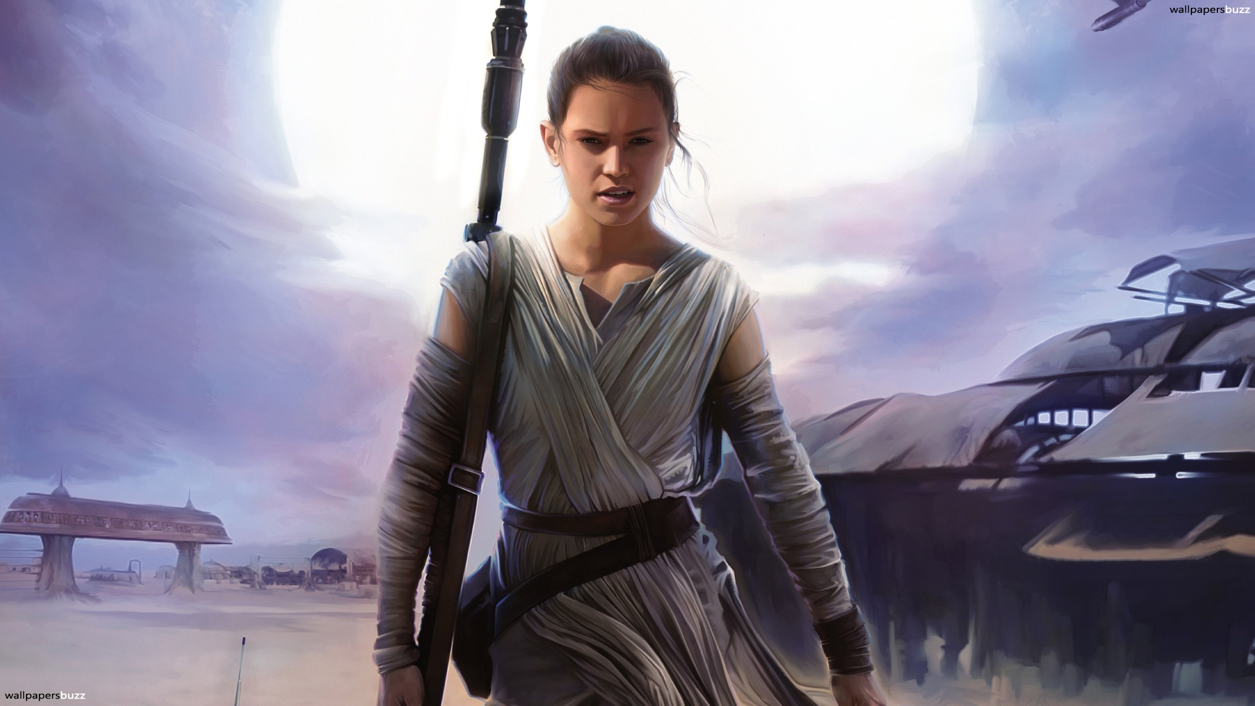 2560x1440 - Daisy Ridley Wallpapers 21