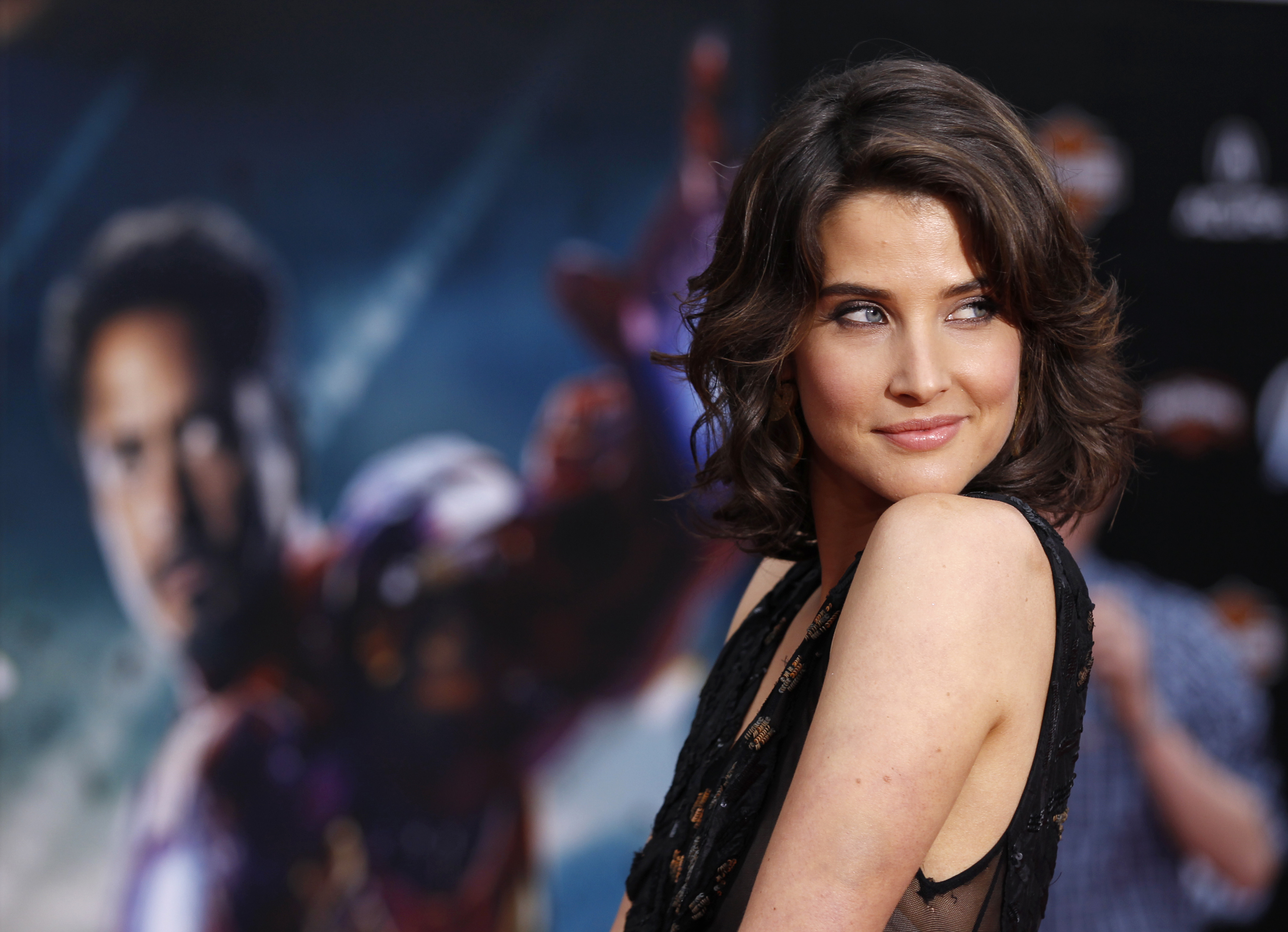 3500x2532 - Cobie Smulders Wallpapers 17
