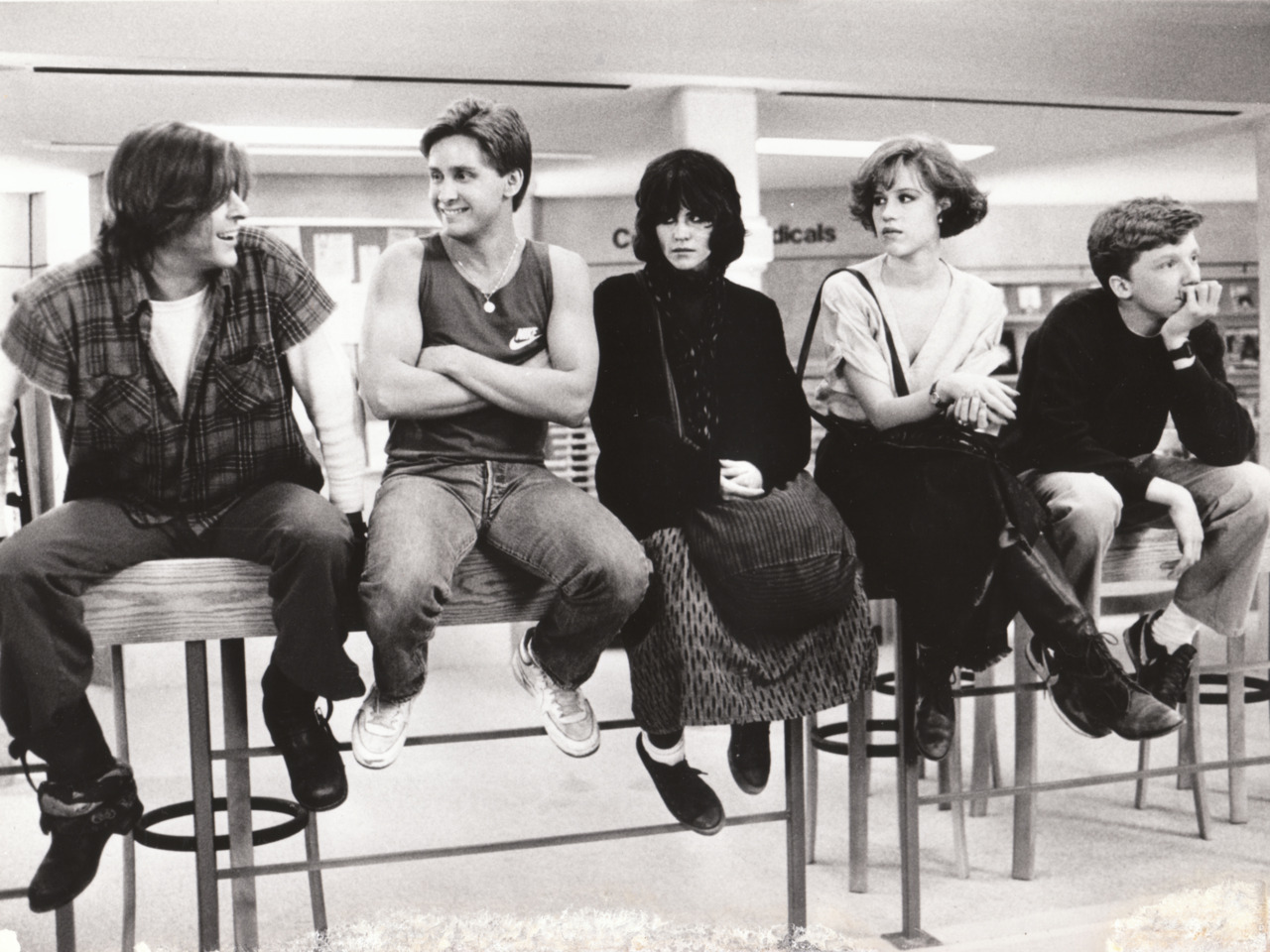 The Breakfast Club Wallpapers 19 Images Dodowallpaper