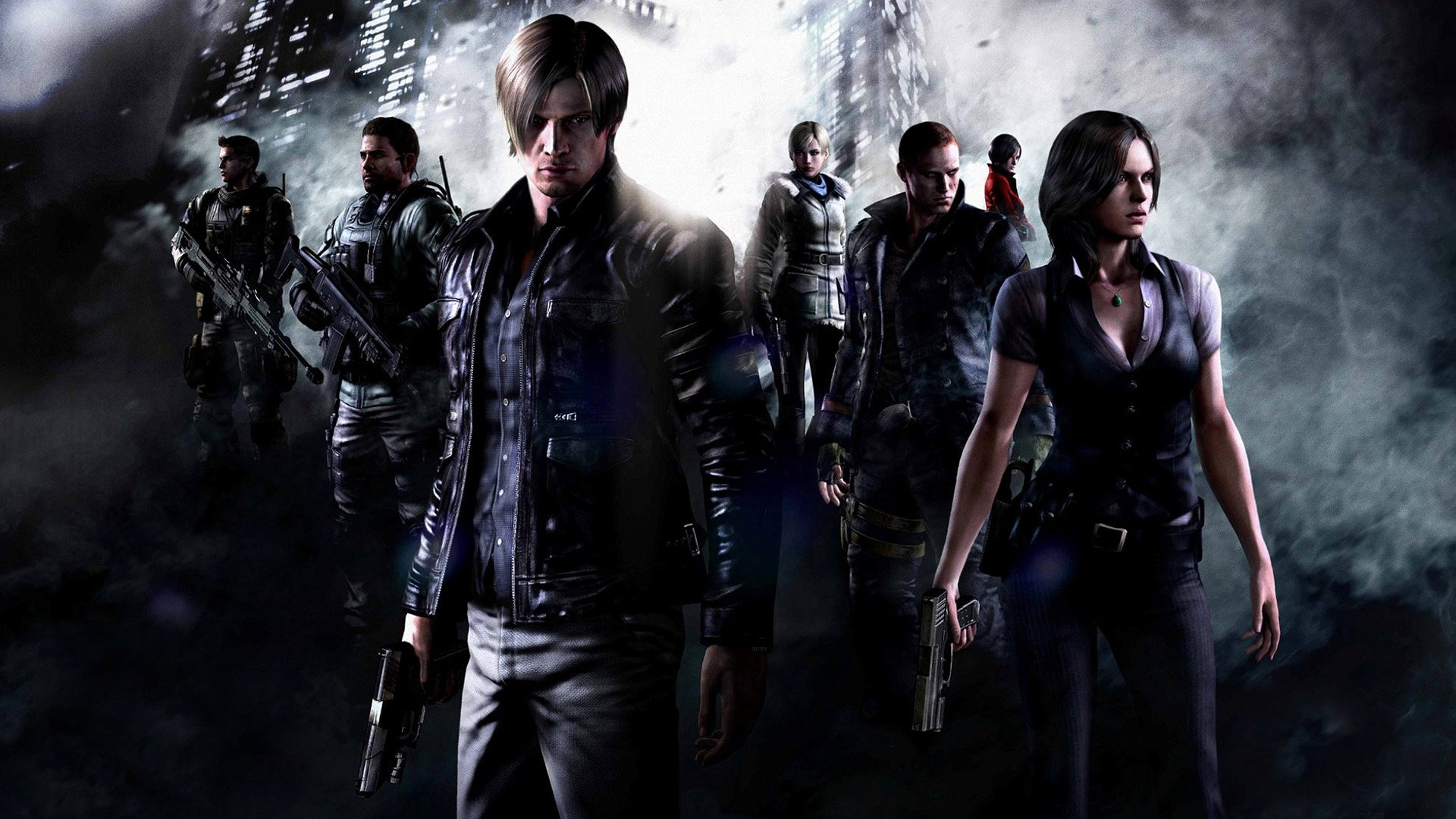 1920x1080 - Resident Evil HD Wallpapers 24