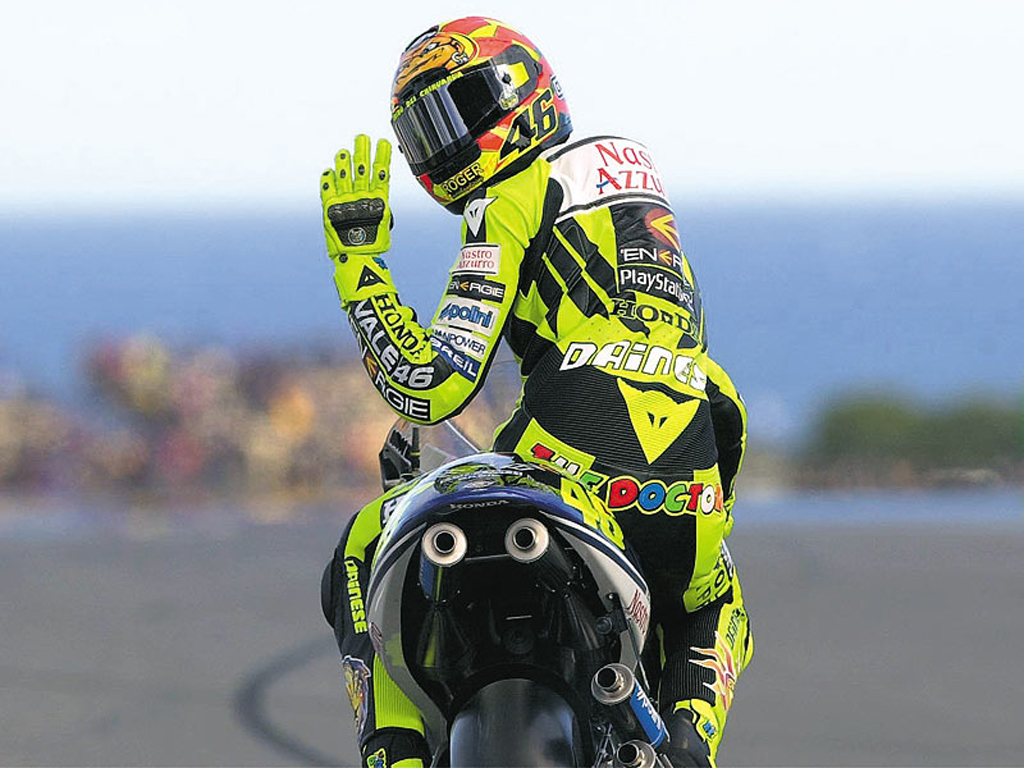 1024x768 - Valentino Rossi Wallpapers 7