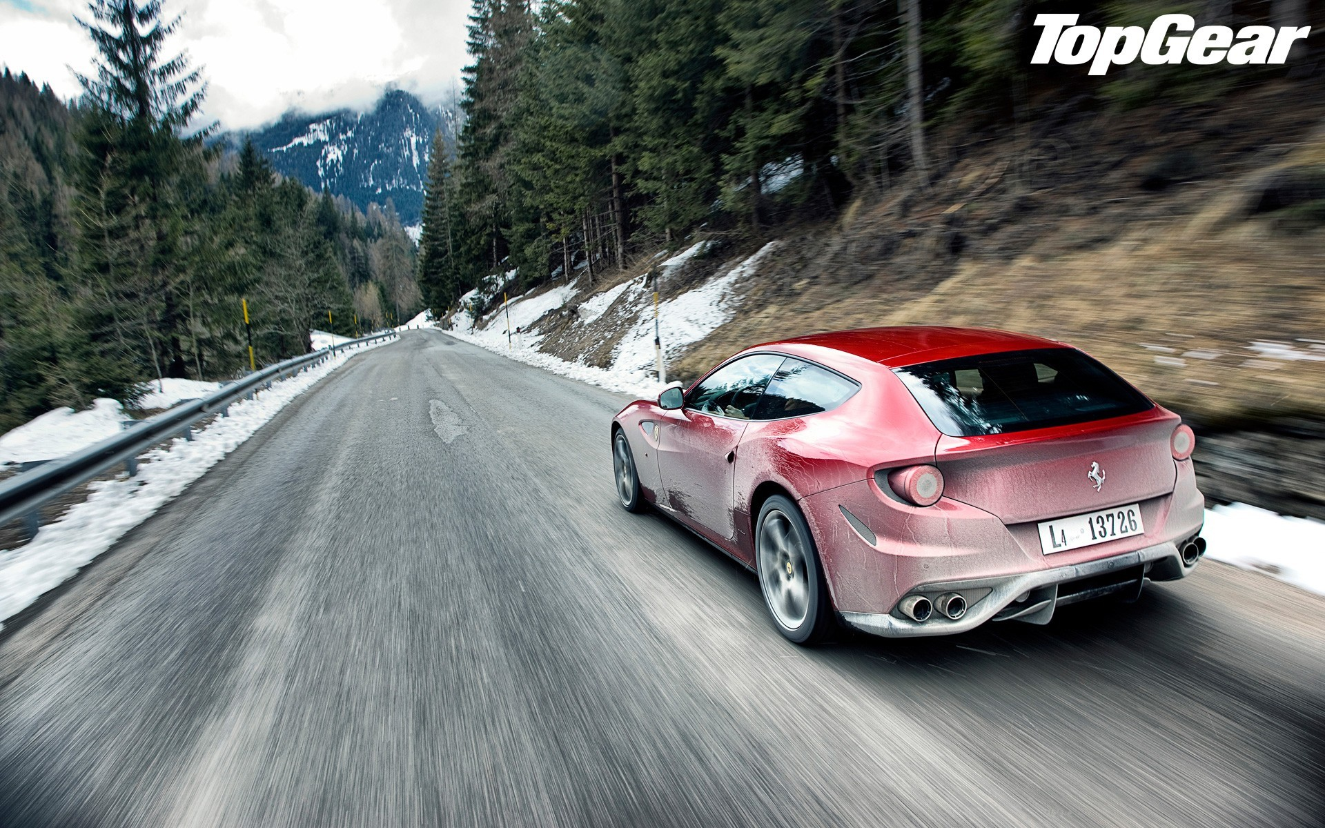 1920x1200 - Ferrari FF Wallpapers 1