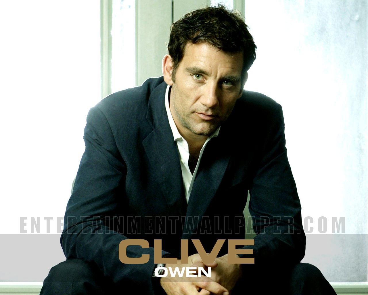 1280x1024 - Clive Owen  Wallpapers 21