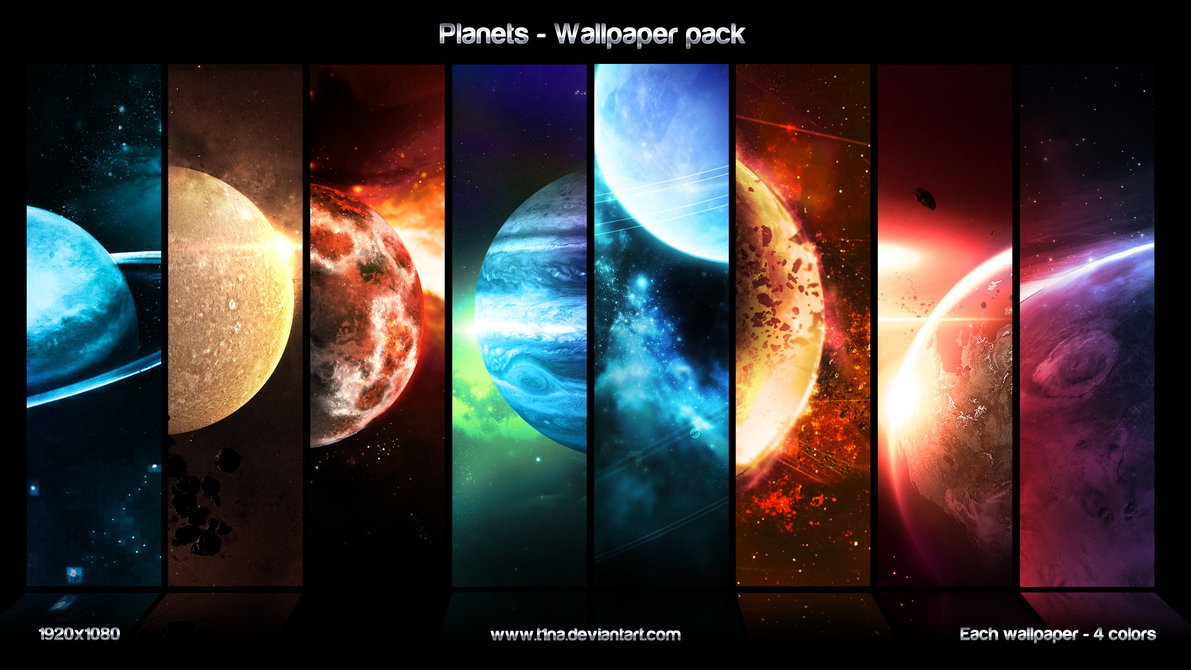 1191x670 - Planets Wallpapers 21