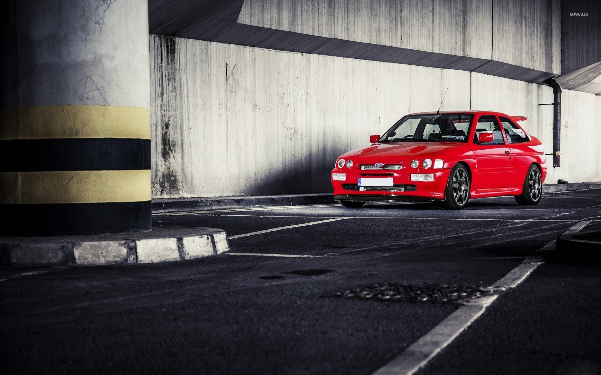 1920x1200 - Ford Escort Wallpapers 19