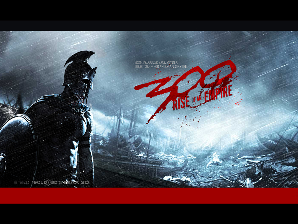 1024x768 - 300: Rise of an Empire Wallpapers 1