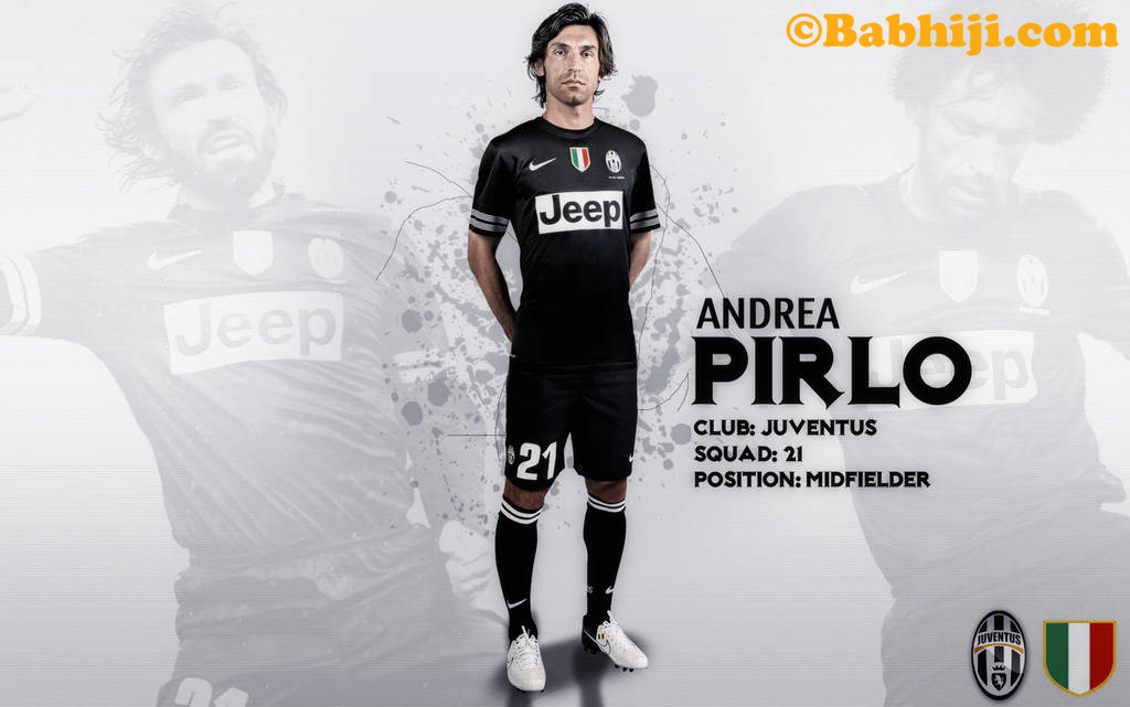 1024x641 - Andrea Pirlo Wallpapers 31