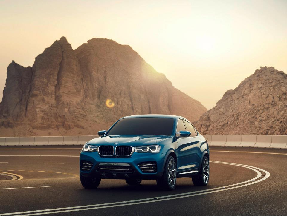 960x724 - BMW X4 Wallpapers 3