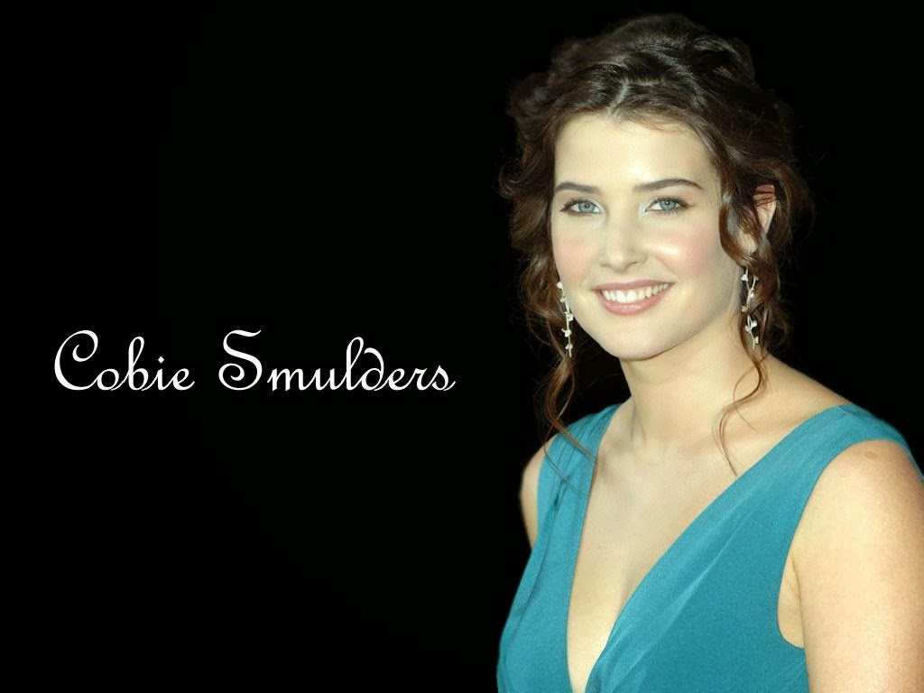 1024x768 - Cobie Smulders Wallpapers 12