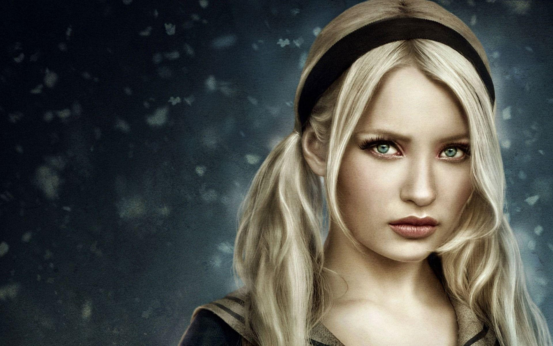 1920x1200 - Emily Browning Wallpapers 5