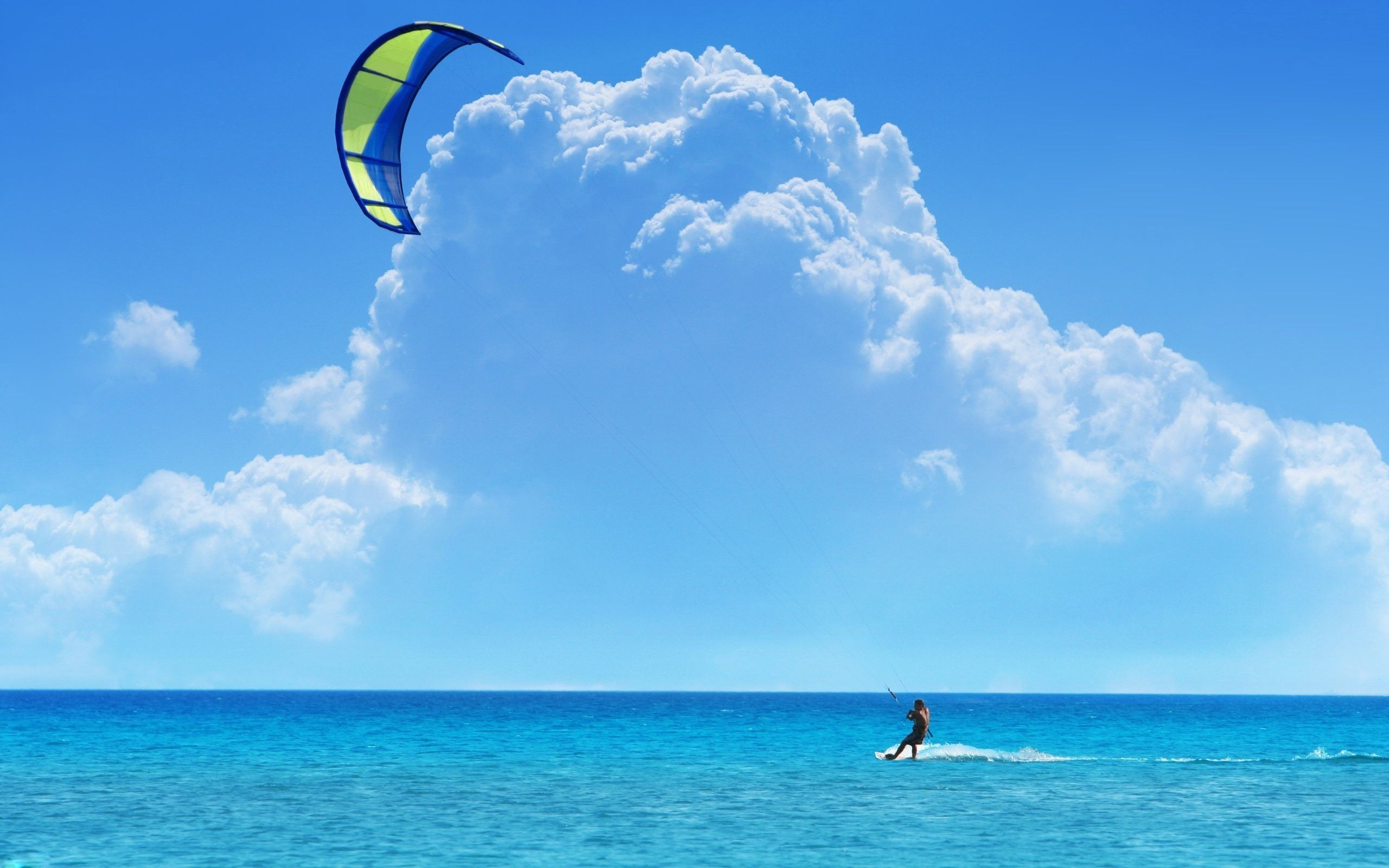 2560x1600 - Kitesurfing Wallpapers 20