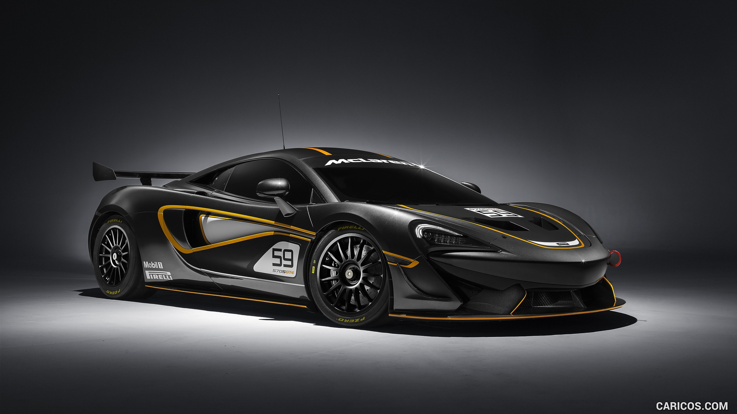 2560x1440 - McLaren 570S GT4 Wallpapers 31