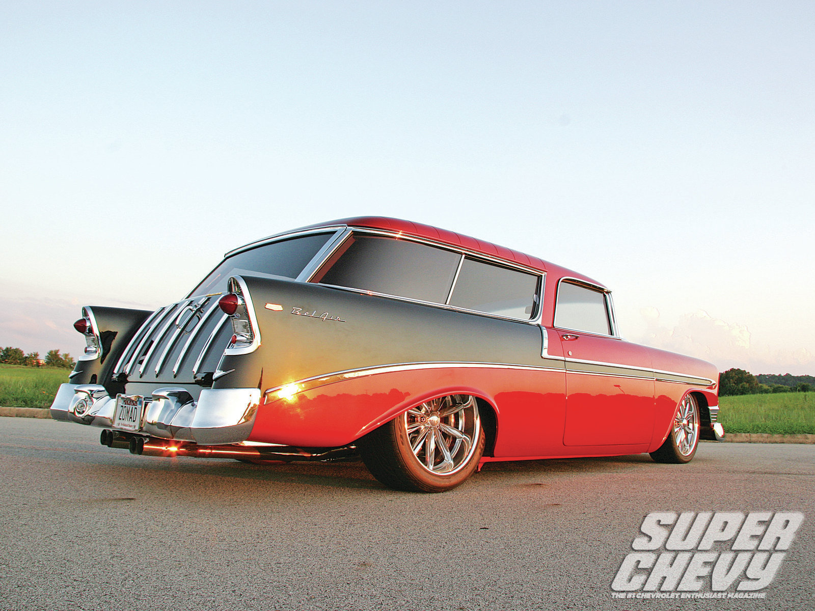1600x1200 - Chevrolet Nomad Wallpapers 7