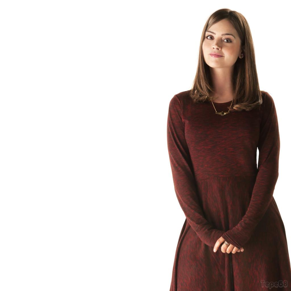 1024x1024 - Jenna-Louise Coleman Wallpapers 23