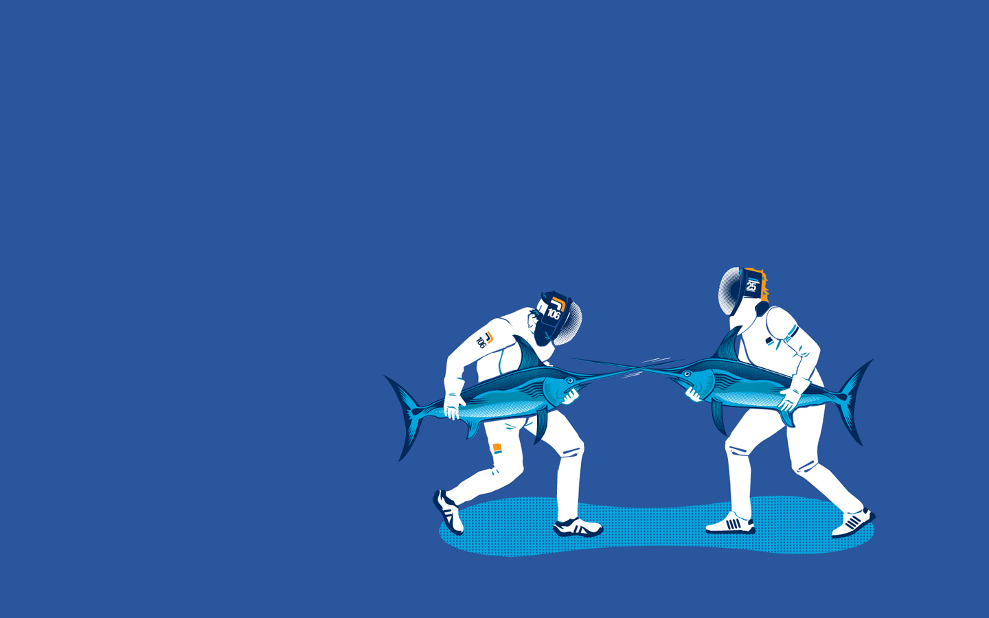 1440x900 - Fencing Wallpapers 15