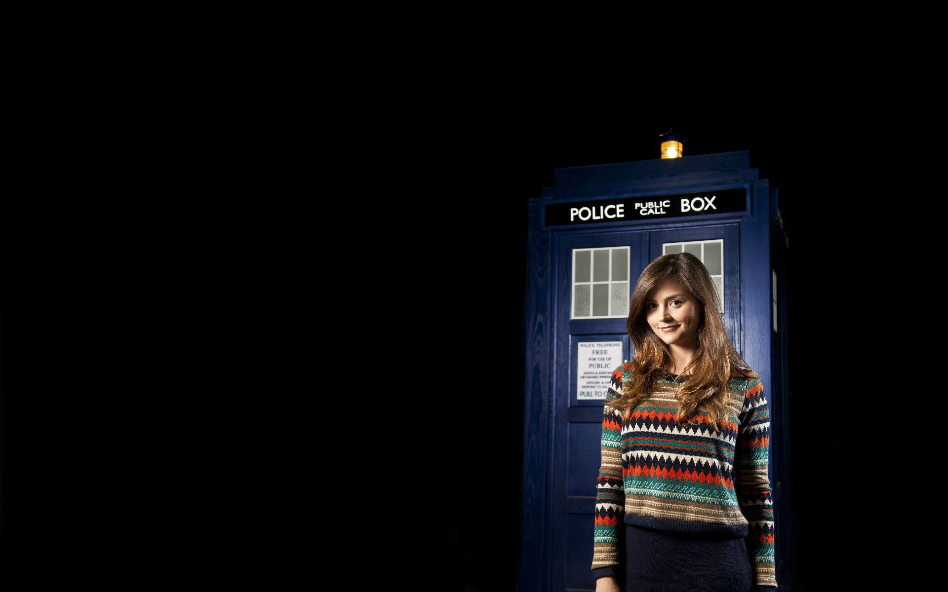 1920x1200 - Jenna-Louise Coleman Wallpapers 30