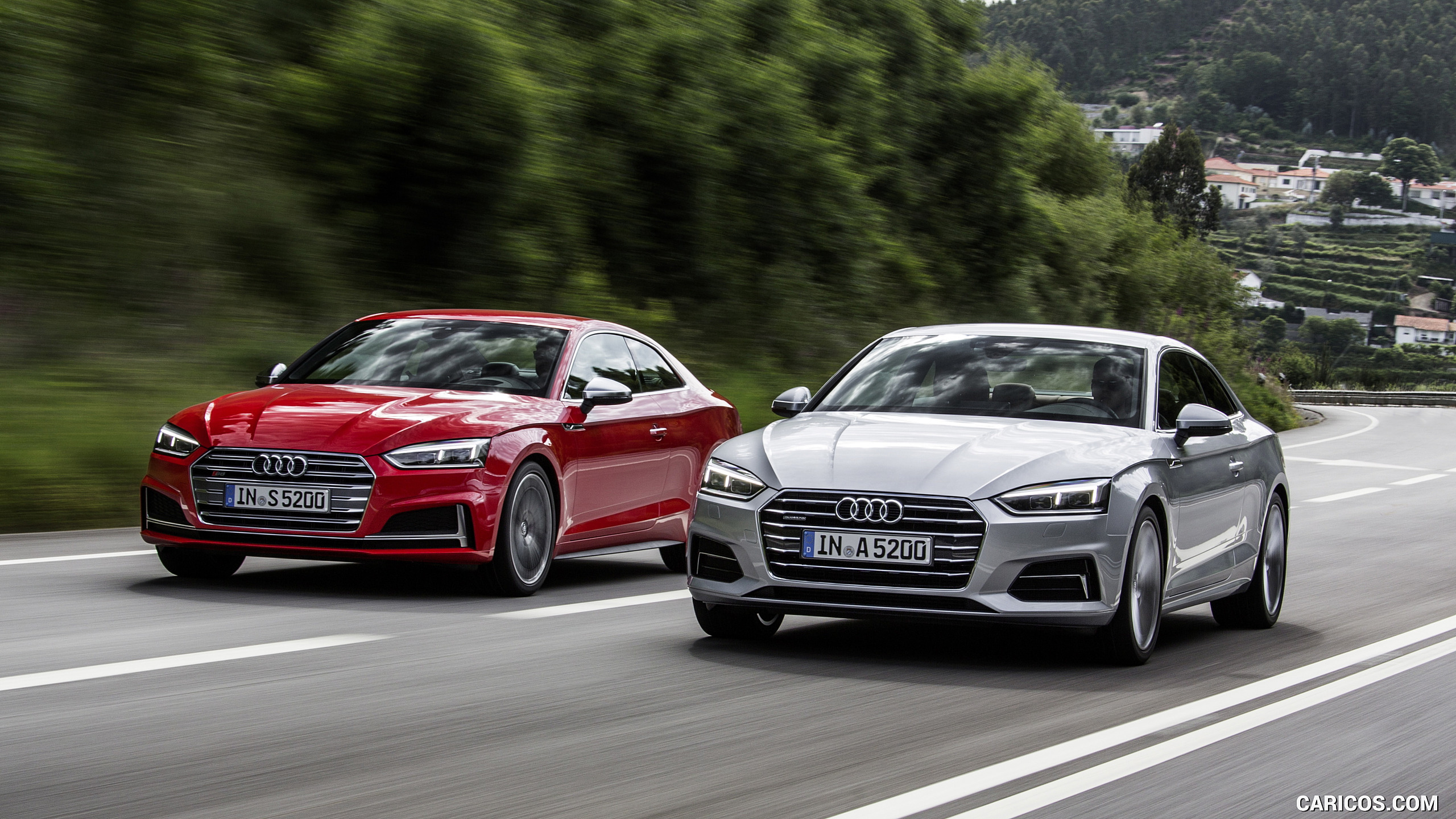 2560x1440 - Audi A5 Wallpapers 1