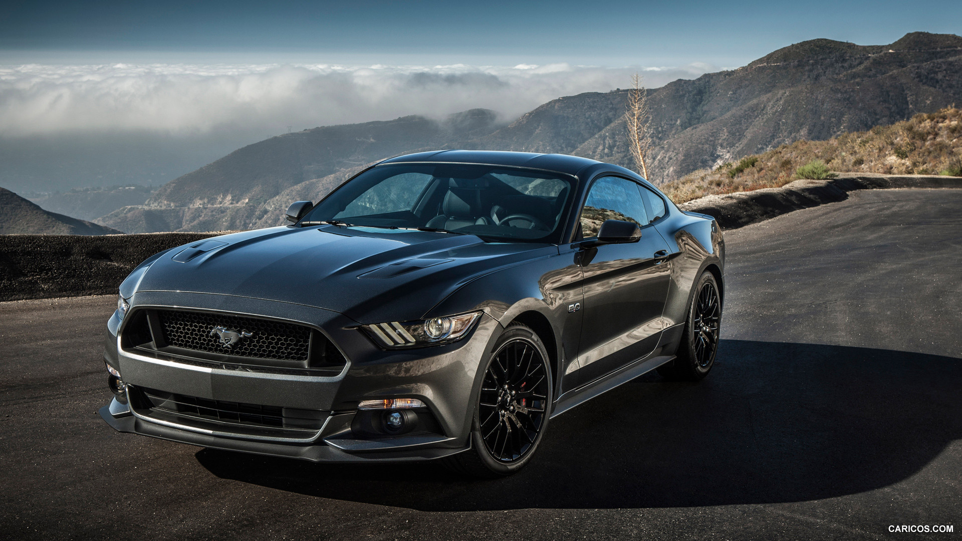 1920x1080 - Ford Mustang GT Wallpapers 2