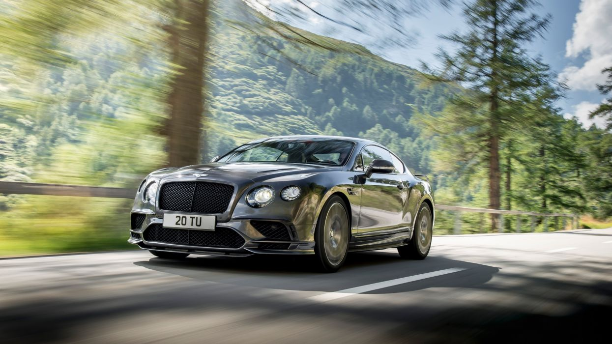 1245x700 - Bentley Continental GT Wallpapers 16