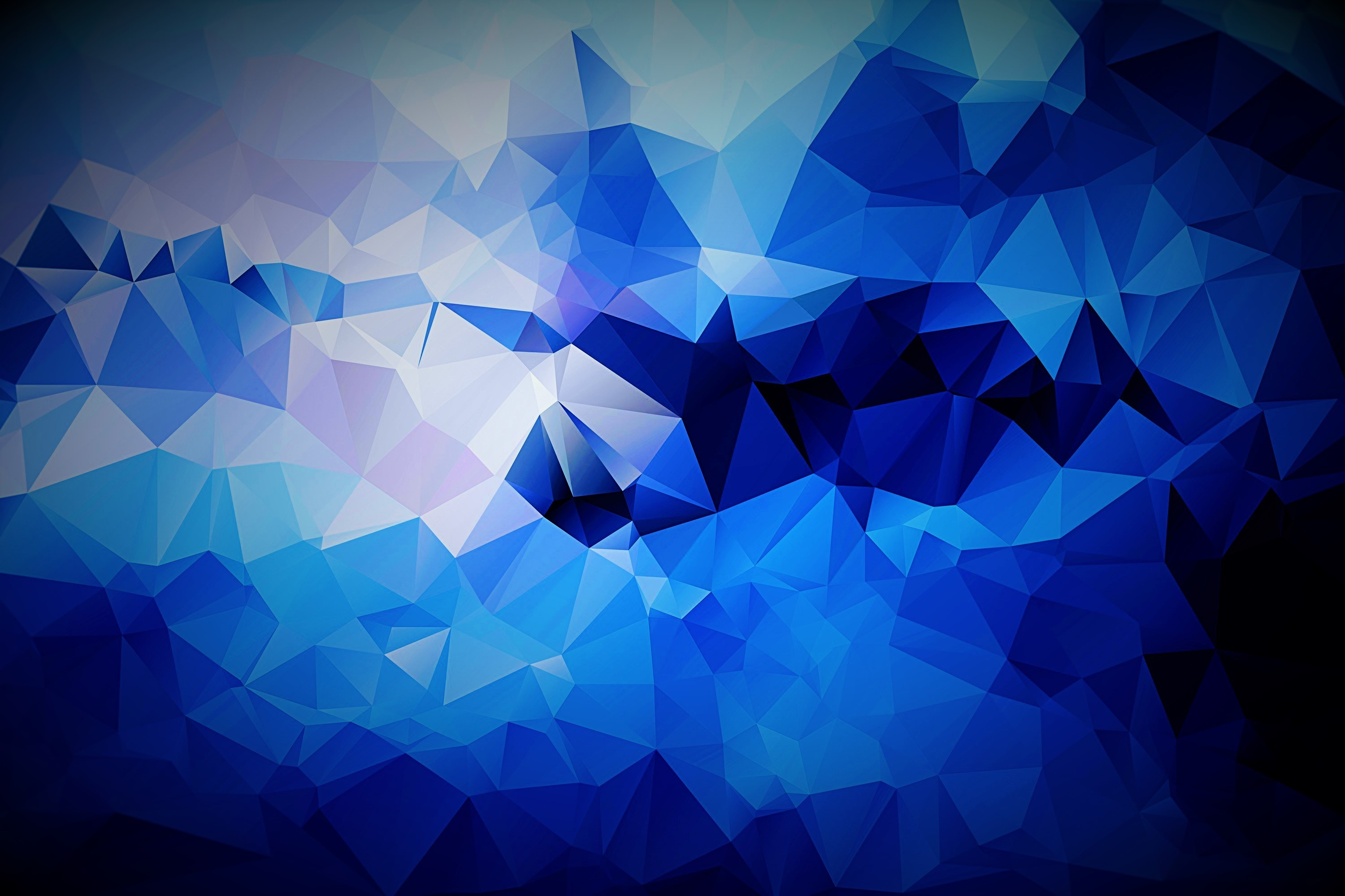 Hd Blue Abstract 53 Images Dodowallpaper
