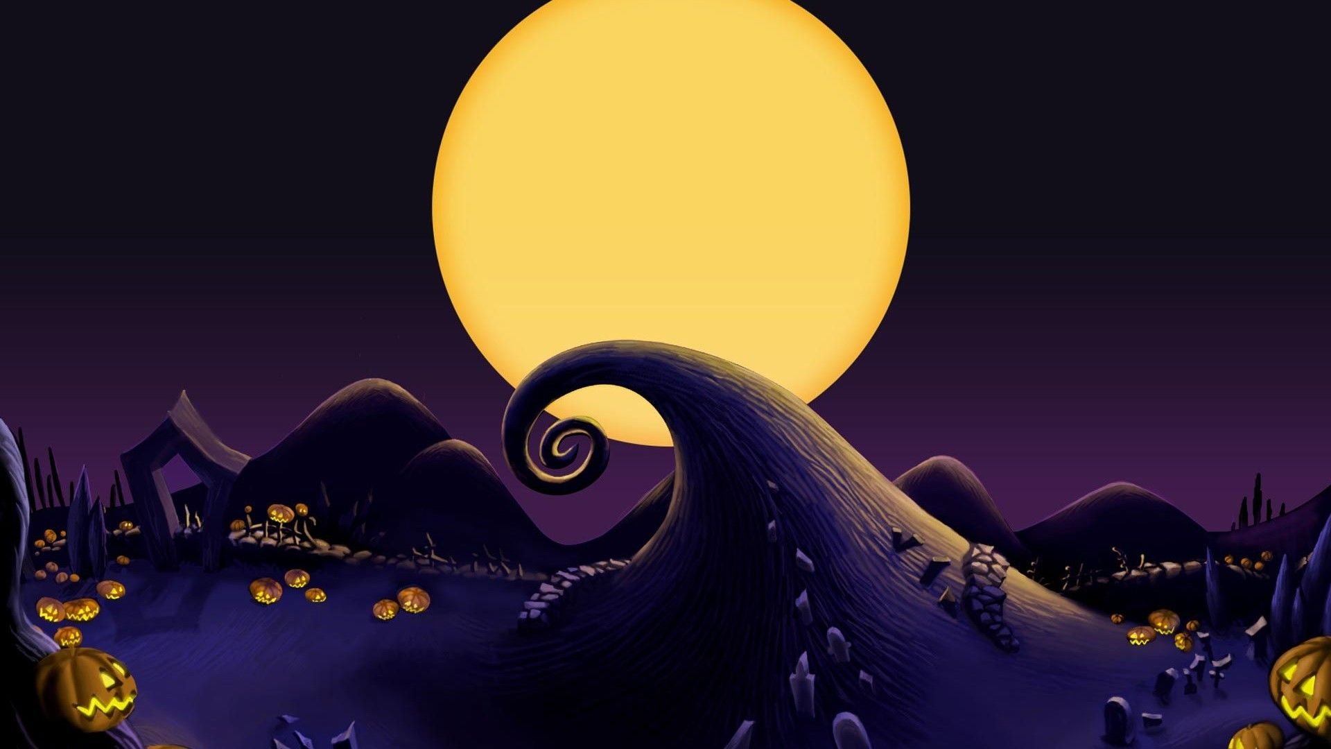 The Nightmare Before Christmas Wallpapers 32 Images