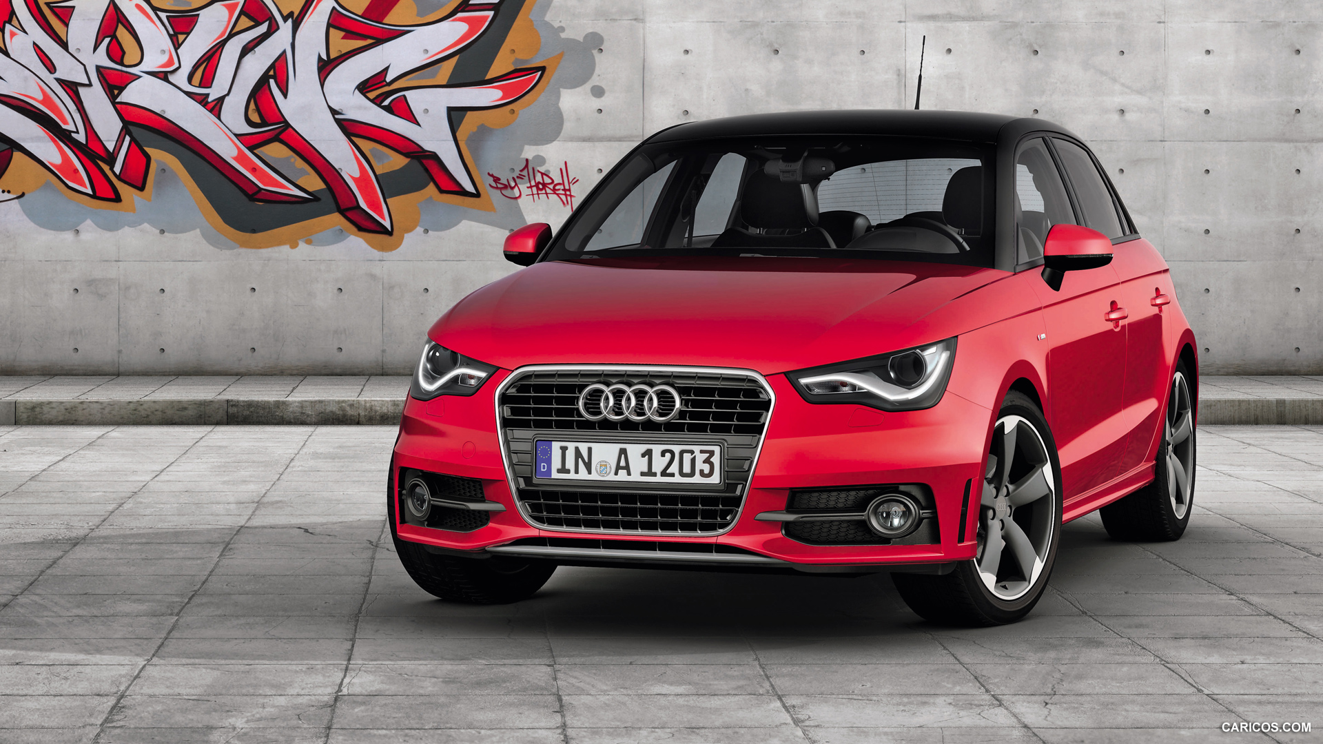 1920x1080 - Audi A1 Wallpapers 27