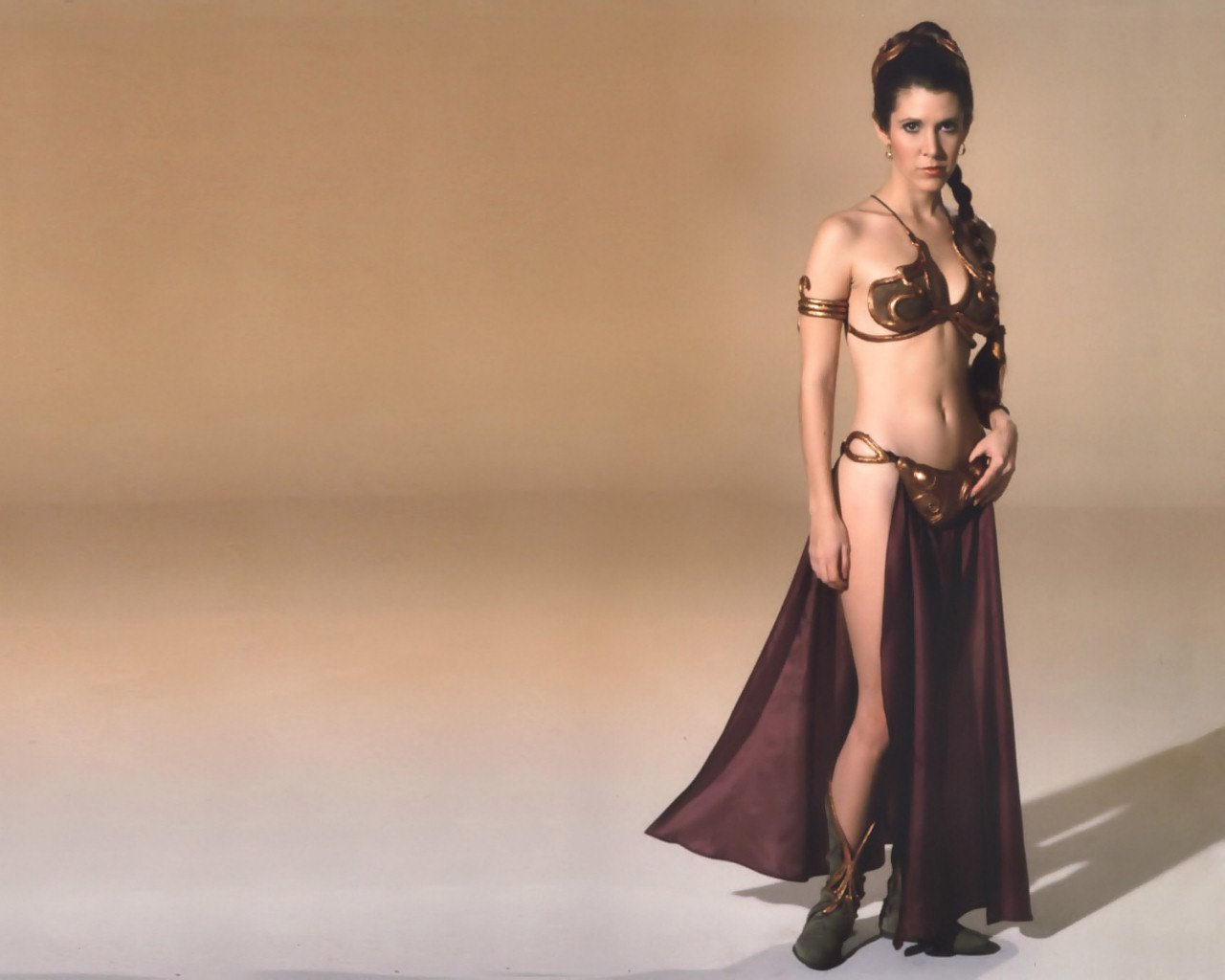 1280x1024 - Carrie Fisher Wallpapers 28