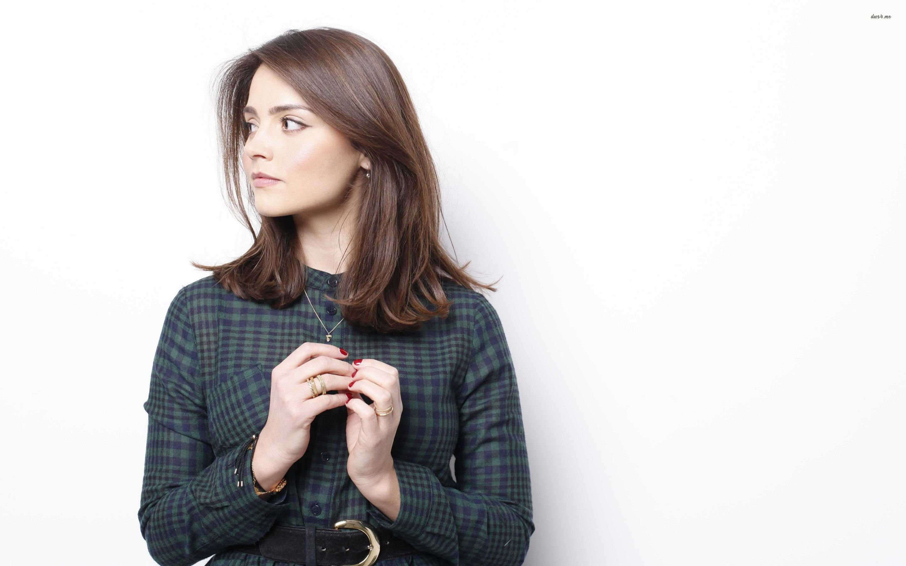 2880x1800 - Jenna-Louise Coleman Wallpapers 11