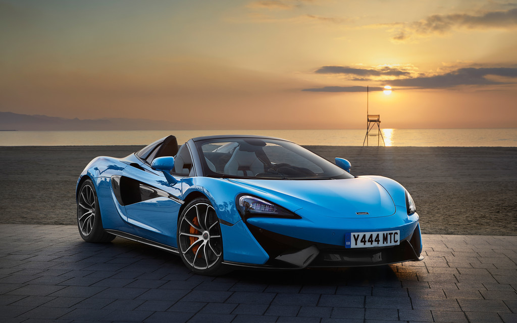 1024x640 - McLaren Wallpapers 1