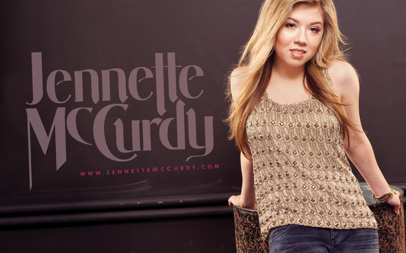 1680x1050 - Jennette McCurdy Wallpapers 11