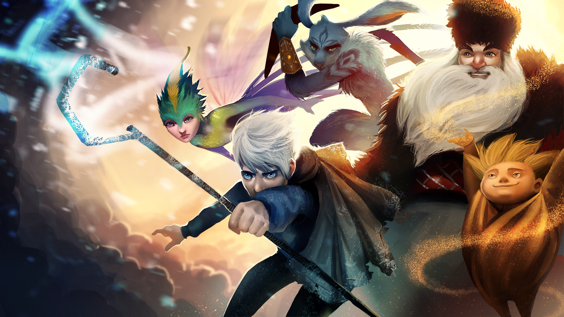 1920x1080 - Rise Of The Guardians Wallpapers 27