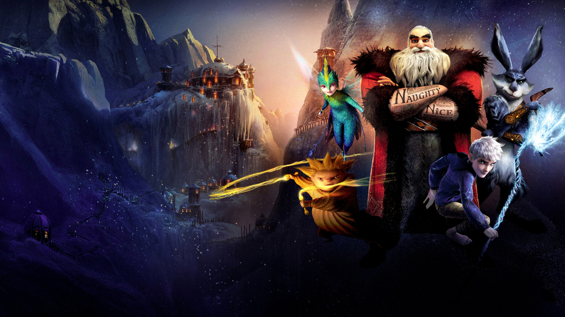 1920x1080 - Rise Of The Guardians Wallpapers 2