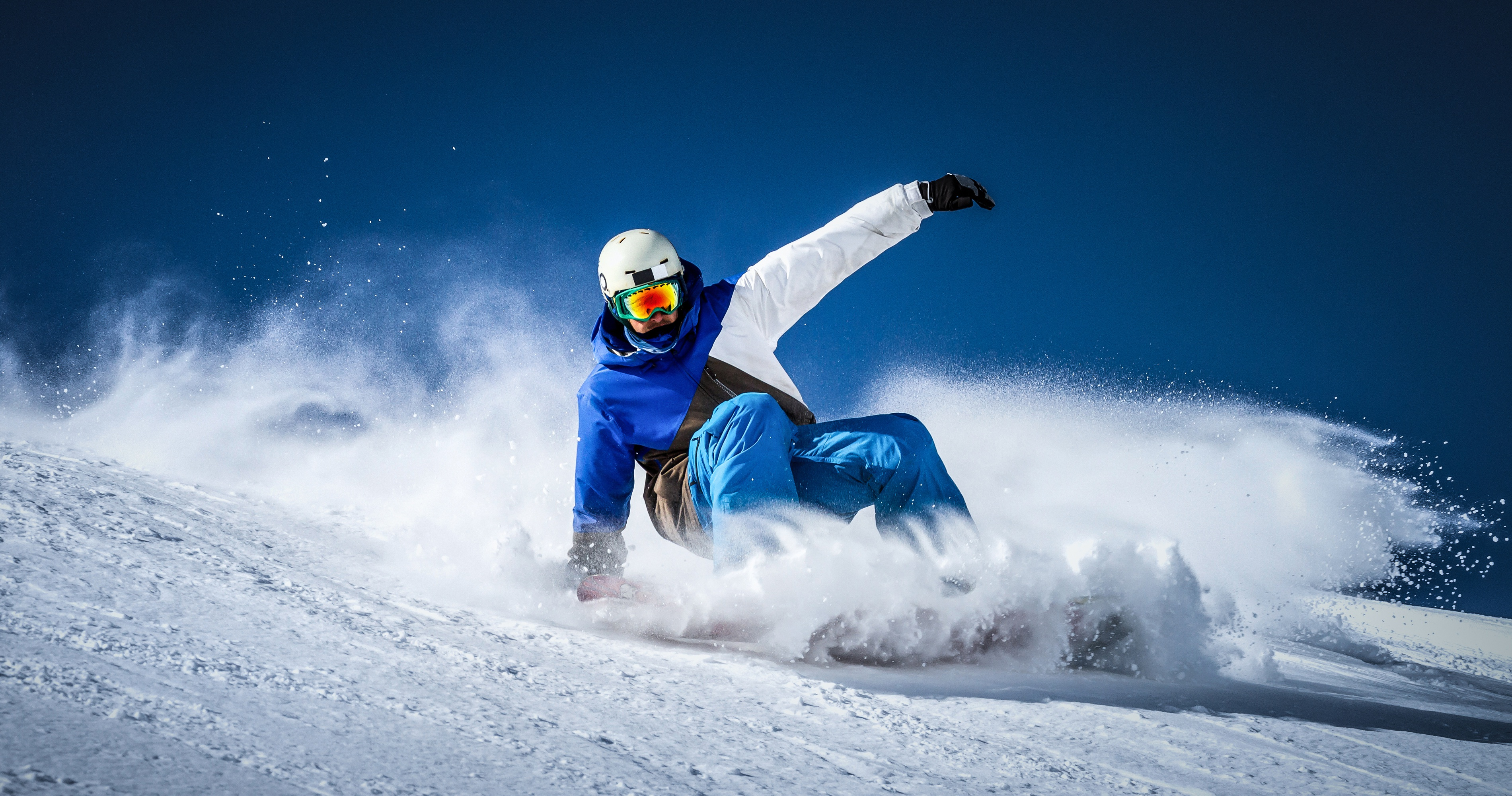 3800x2000 - Snowboarding Wallpapers 8