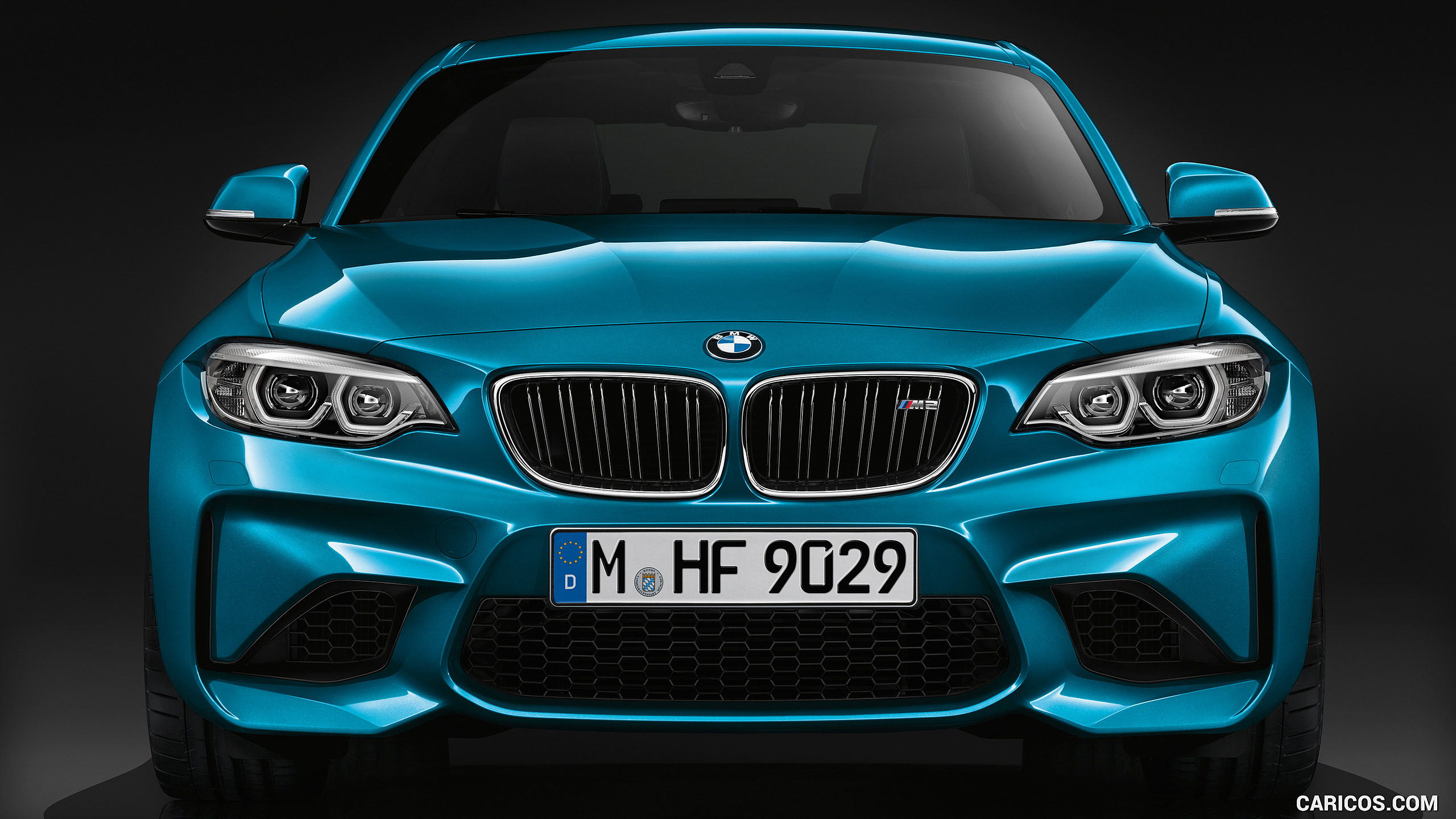 2560x1440 - BMW M2 Coupe Wallpapers 35