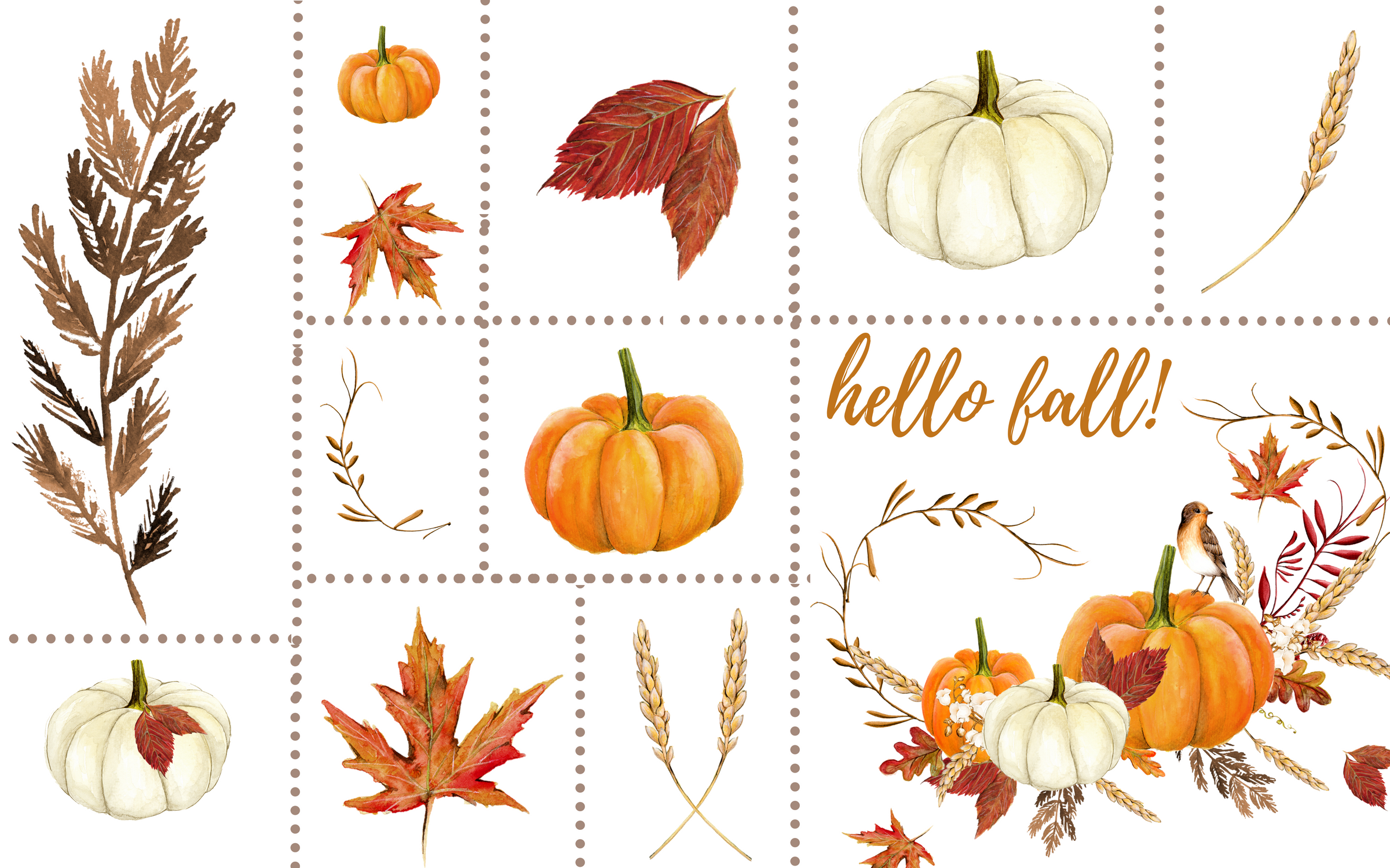2400x1500 - Fall Wallpapers for Computers 53