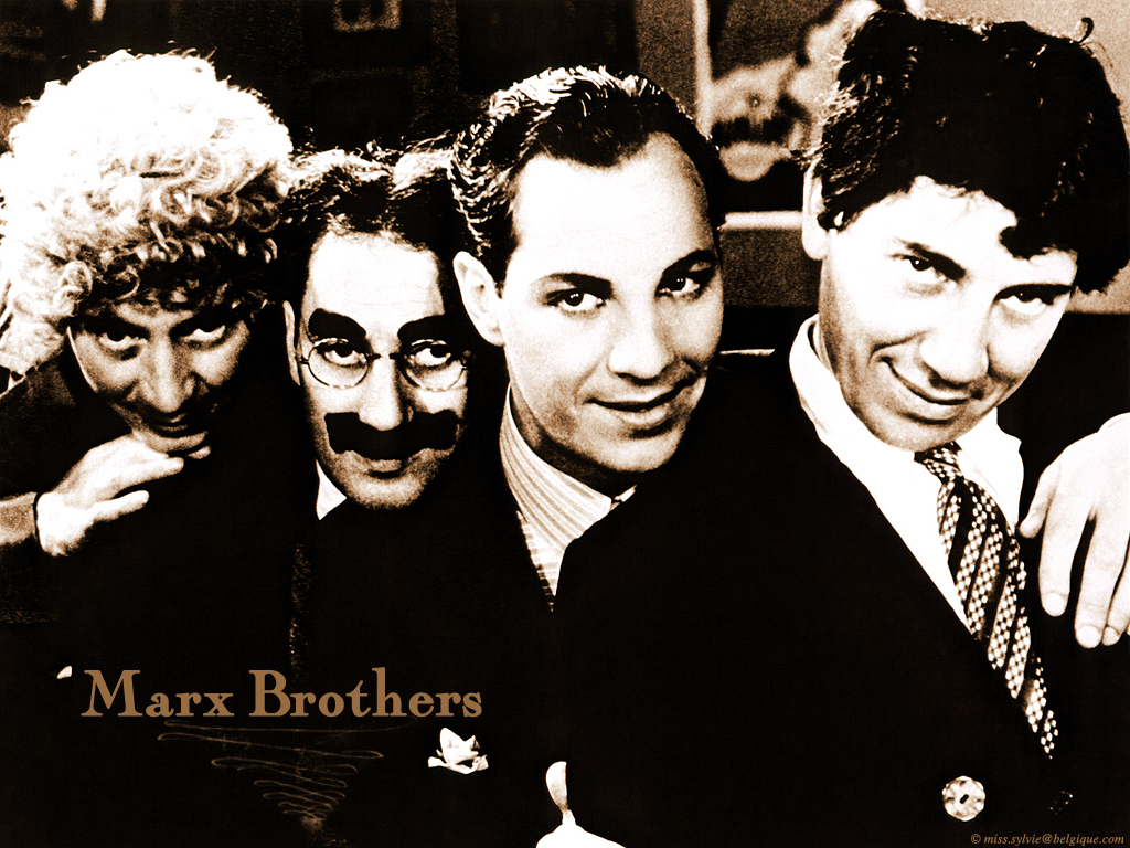 1024x768 - Marx Brothers Wallpapers 2