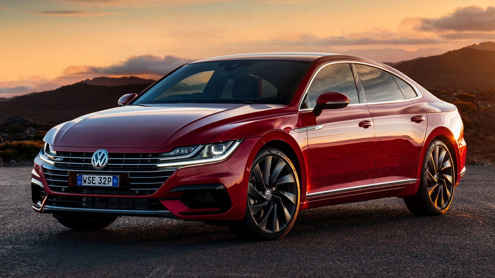 1920x1080 - Volkswagen Arteon Wallpapers 8