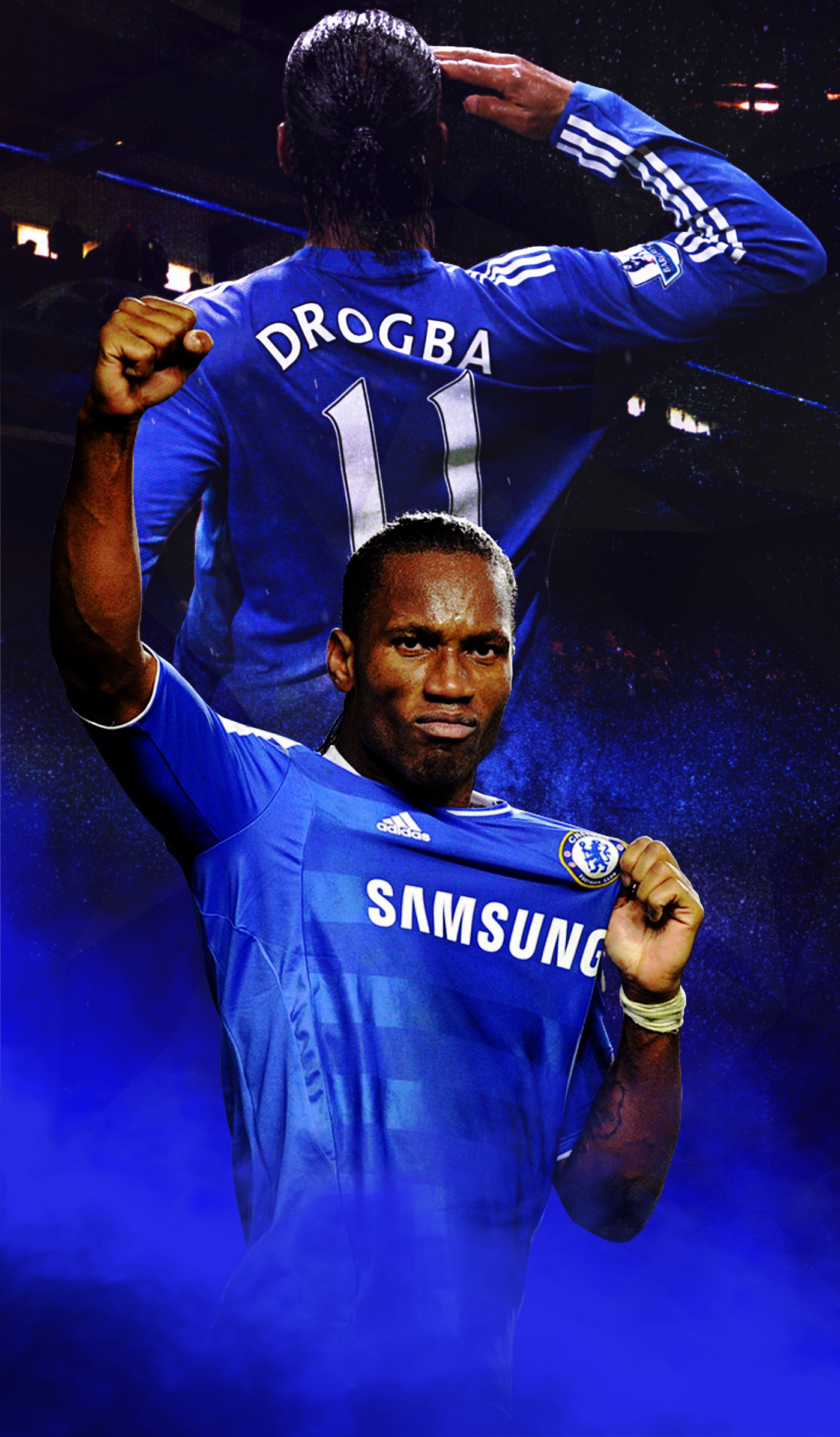 1399x2393 - Didier Drogba Wallpapers 12