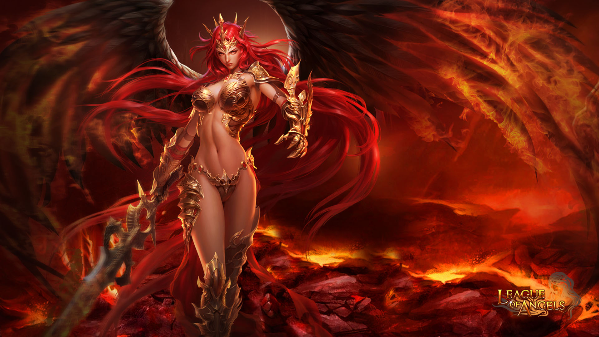 1920x1080 - League Of Angels HD Wallpapers 7