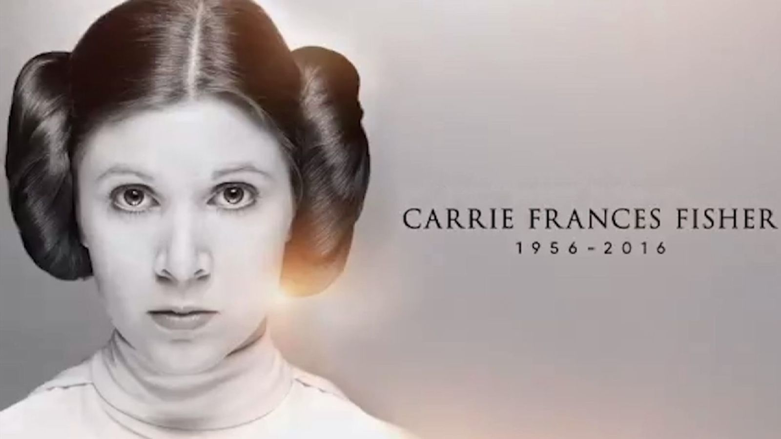 1600x900 - Carrie Fisher Wallpapers 4