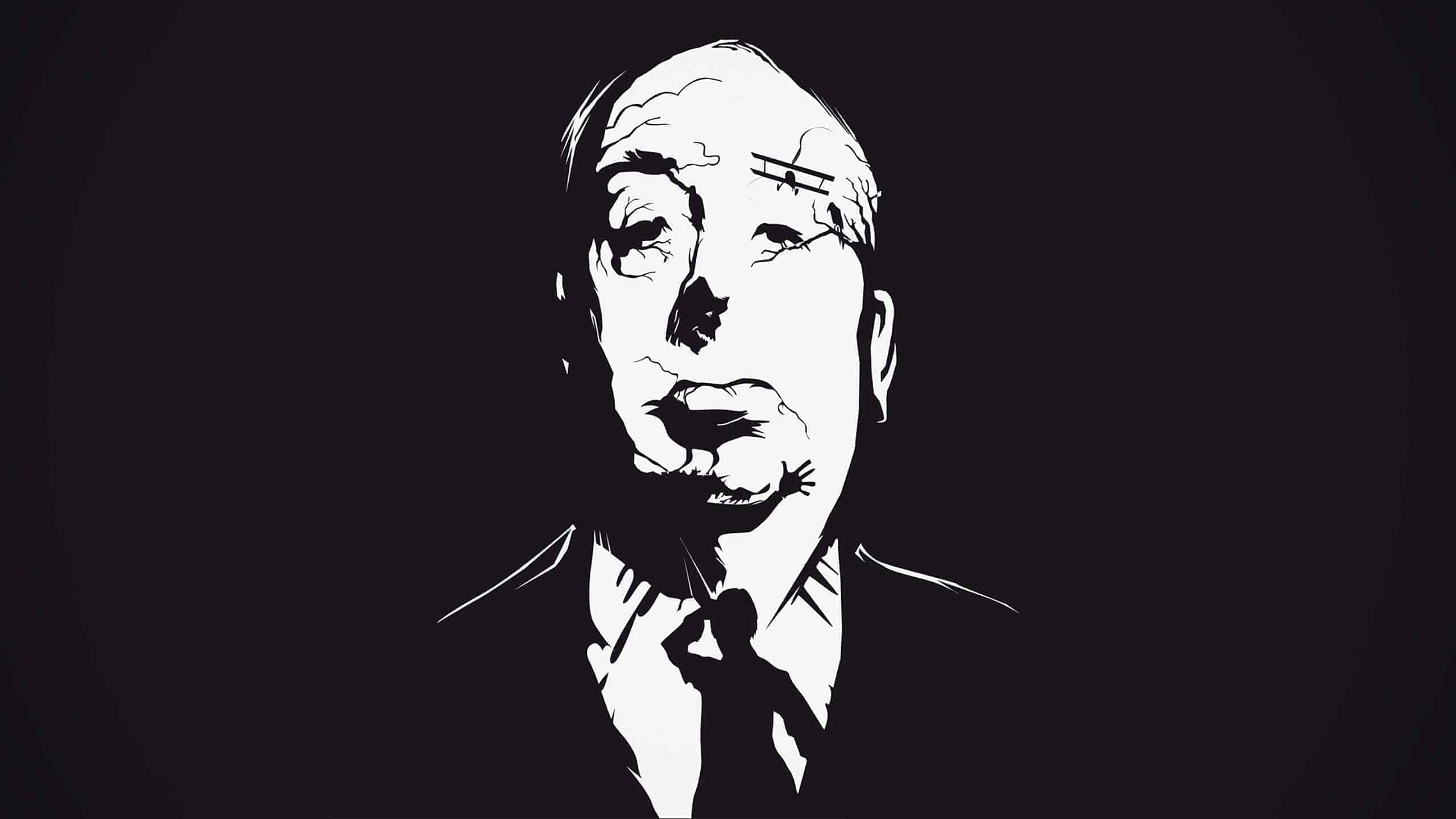 2560x1440 - Alfred Hitchcock Wallpapers 12