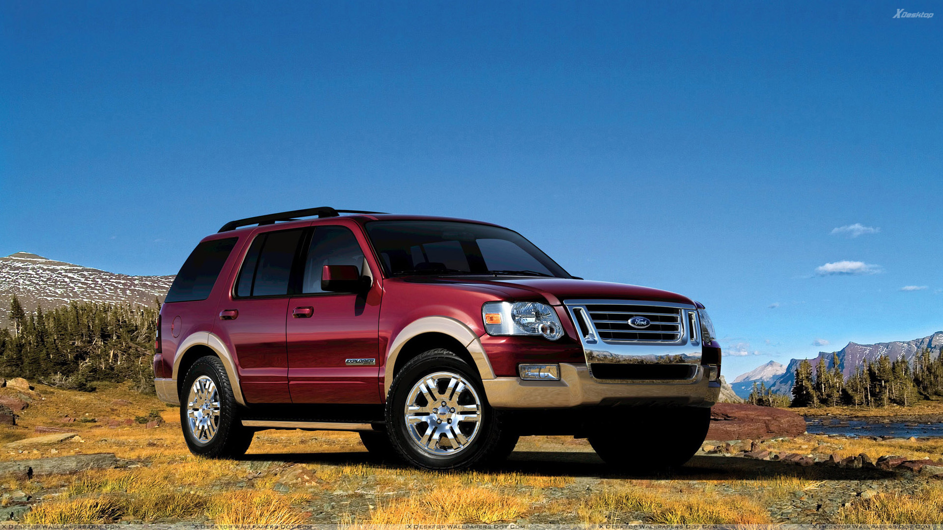 1920x1080 - Ford Explorer Wallpapers 31