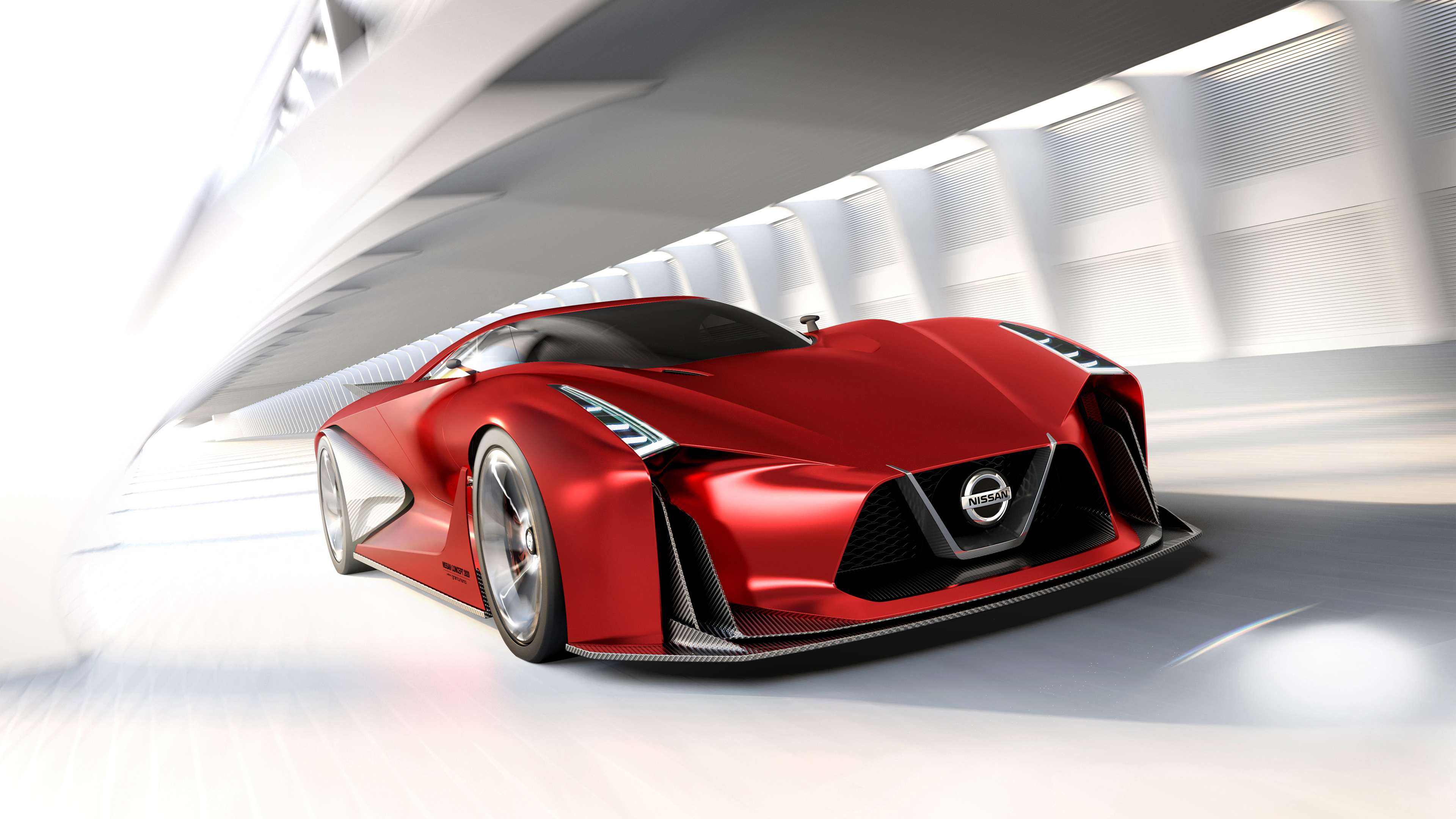 3840x2160 - Nissan Concept Wallpapers 3