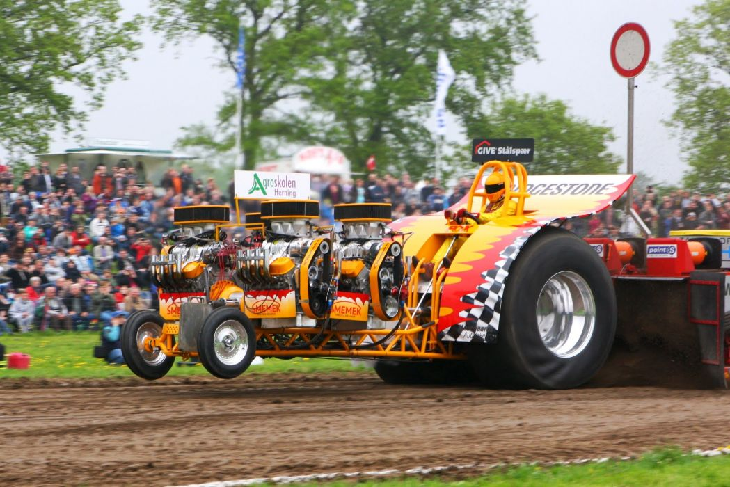 1049x700 - Pulling Tractor Wallpapers 14