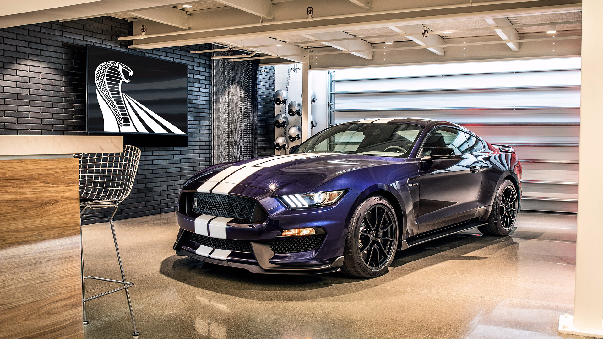 1920x1080 - Shelby Mustang GT 350 Wallpapers 6